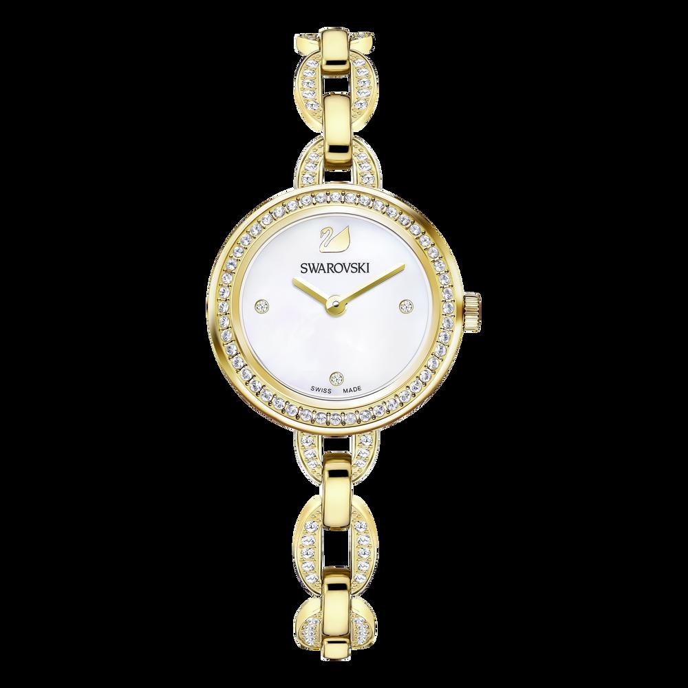 Aila Mini Watch, Gold Tone