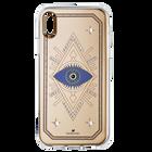 Tarot Eye Smartphone Case, iPhone® XR, Pink Gold