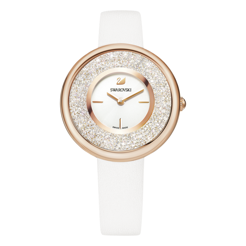 Crystalline Pure Watch, Rose Gold Tone