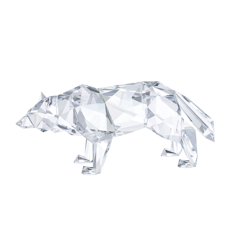 Wolf by Arran Gregory, Crystal