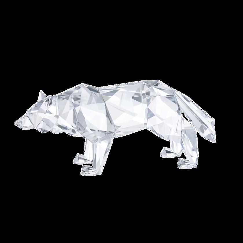 Wolf by Arran Gregory, Crystal