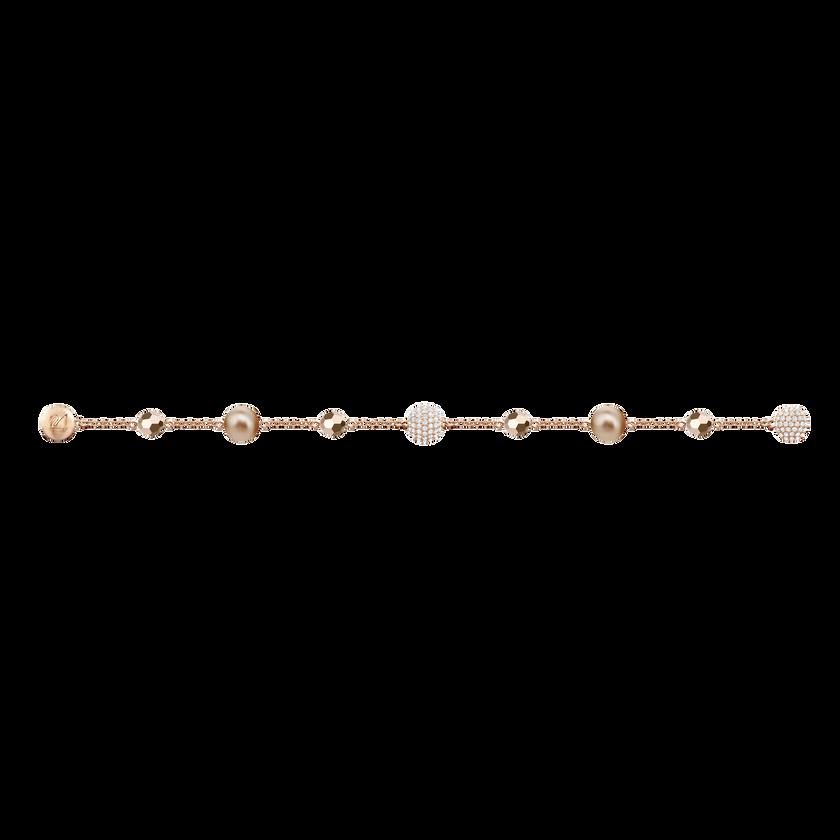 Swarovski Remix Collection Strand, Multi-Colored, Rose Gold Plating