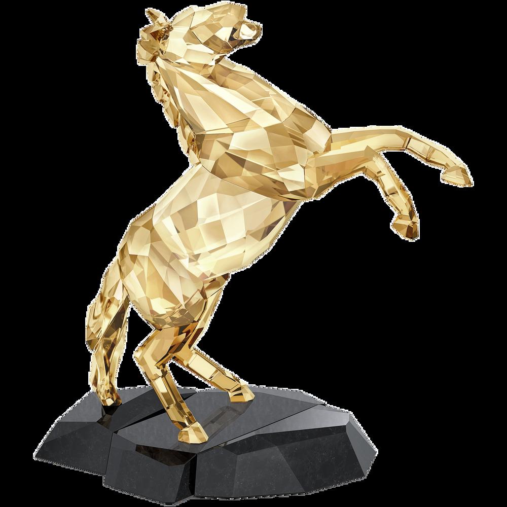 Stallion, Gold Tone