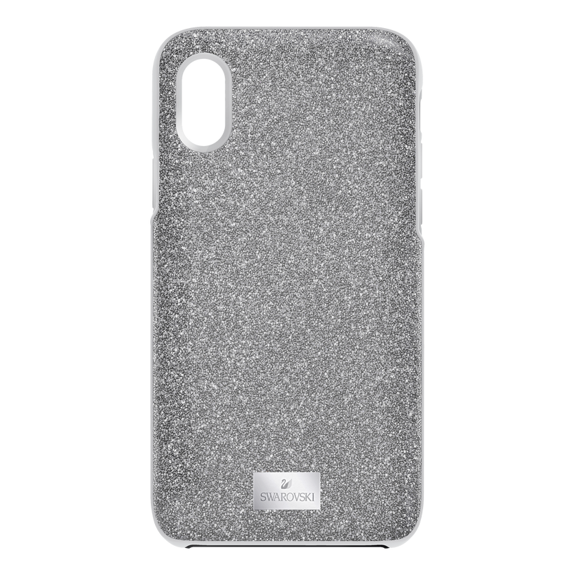 High Smartphone Case With Bumper, Gray