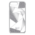 Heroism Smartphone Case with Bumper, iPhone® 8 Plus, Gray