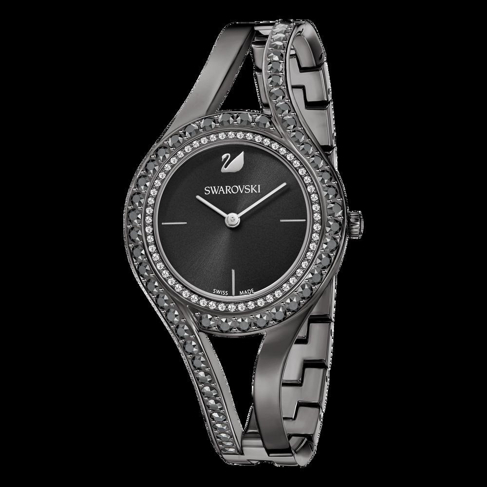 Eternal Watch, Metal Bracelet, Black, Black Tone