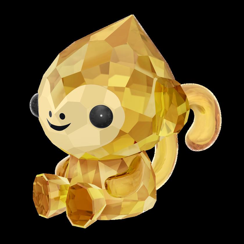 Zodiac - Cheerful Monkey