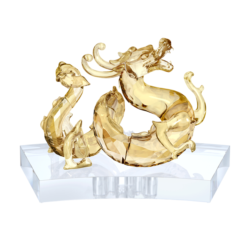 Chinese Zodiac - Dragon Crystal Creations