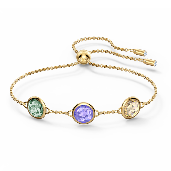 Tahlia Bracelet, Gold-tone plated