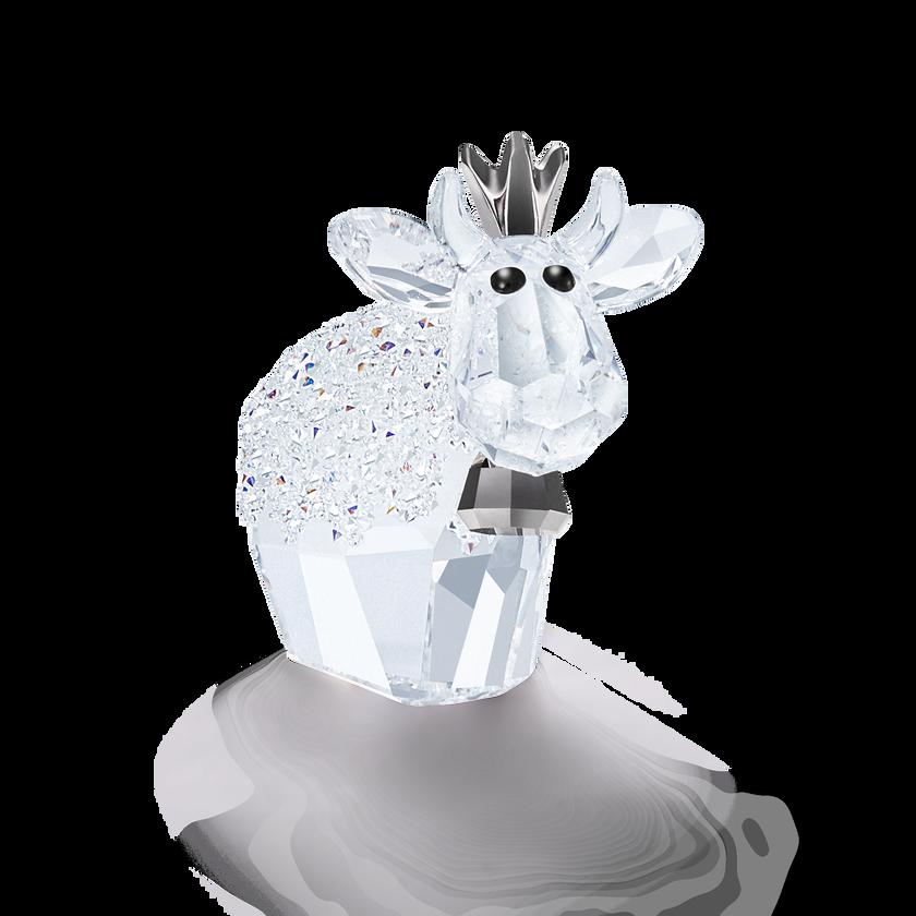 Birthday Princess Mo Showcasing 163 crystal facets