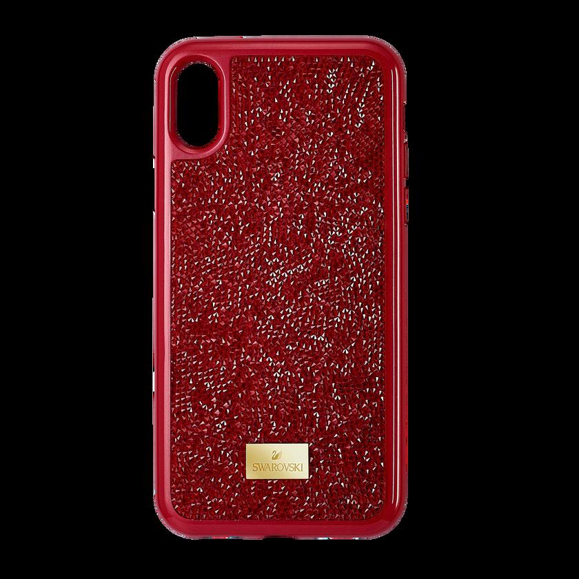 Glam Rock Smartphone Case, iPhone® X/XS, Red