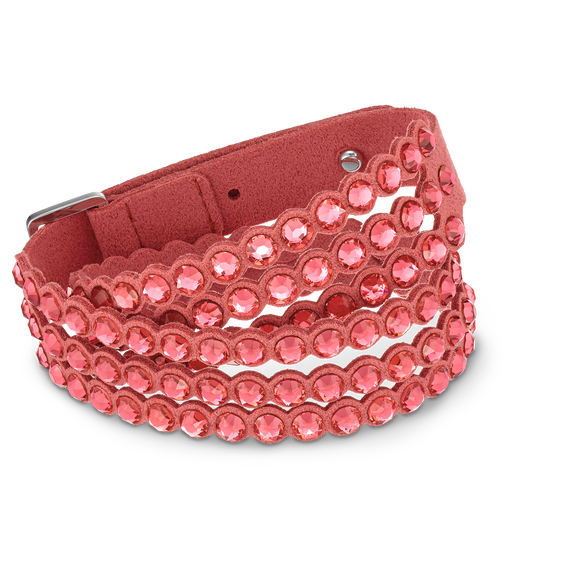 Swarovski Power Collection Bracelet, Pink