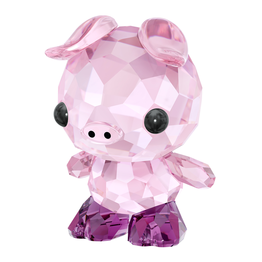 Zodiac - Determined Pig
