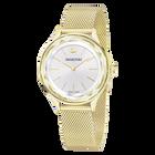 Octea Nova Watch, Milanese bracelet, Gold-tone PVD