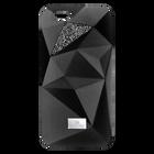 Facets Smartphone Case with Bumper, iPhone® 7 Plus, Black