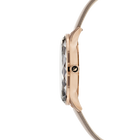 Octea Nova Watch, Taupe, Rose Gold Tone