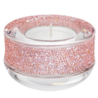Shimmer Tea Light Holder, Pink