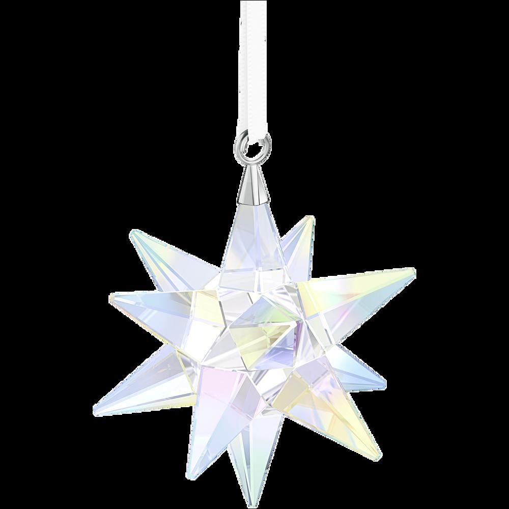 Star Ornament, Crystal Ab