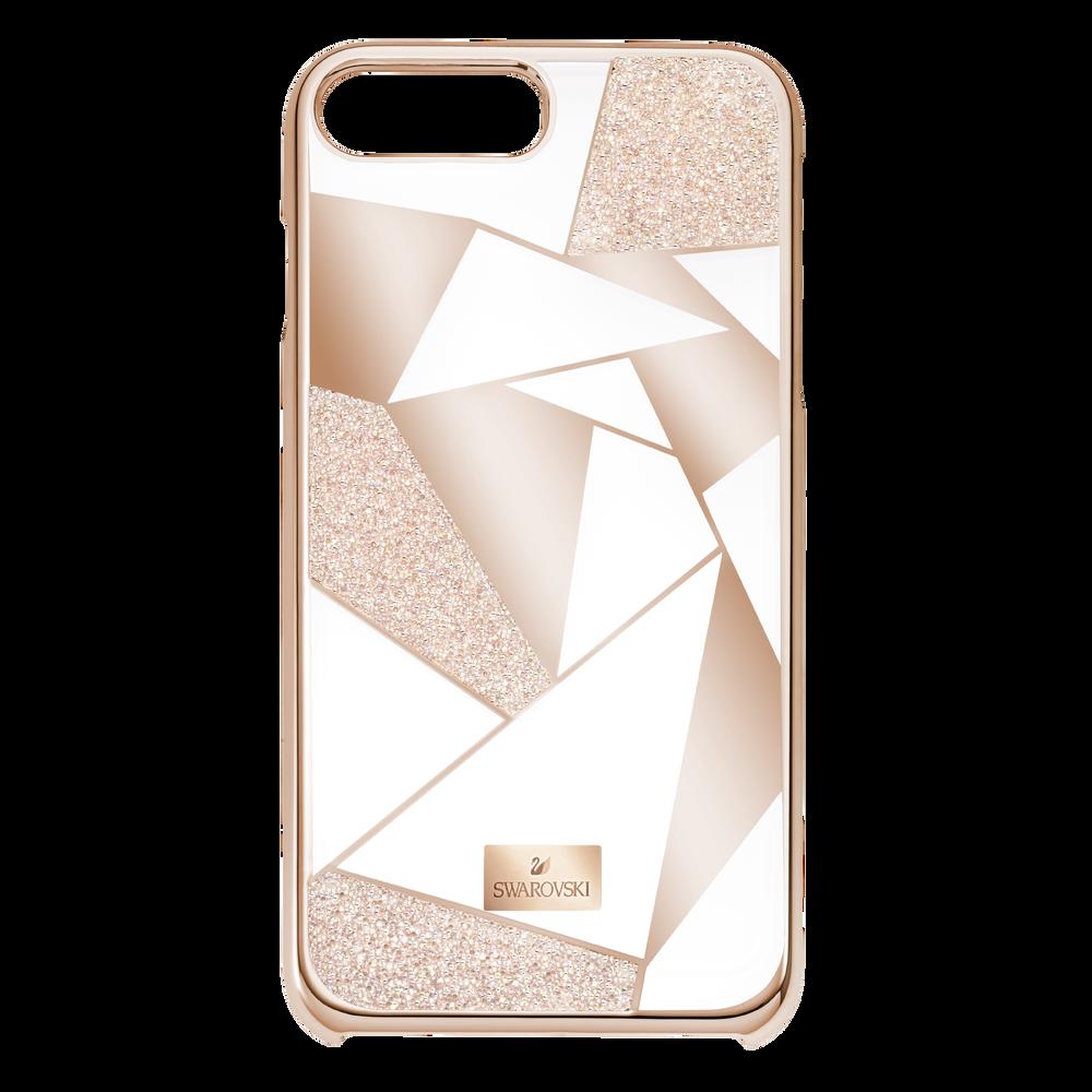 Heroism Smartphone Case with Bumper, iPhone® 8, Pink