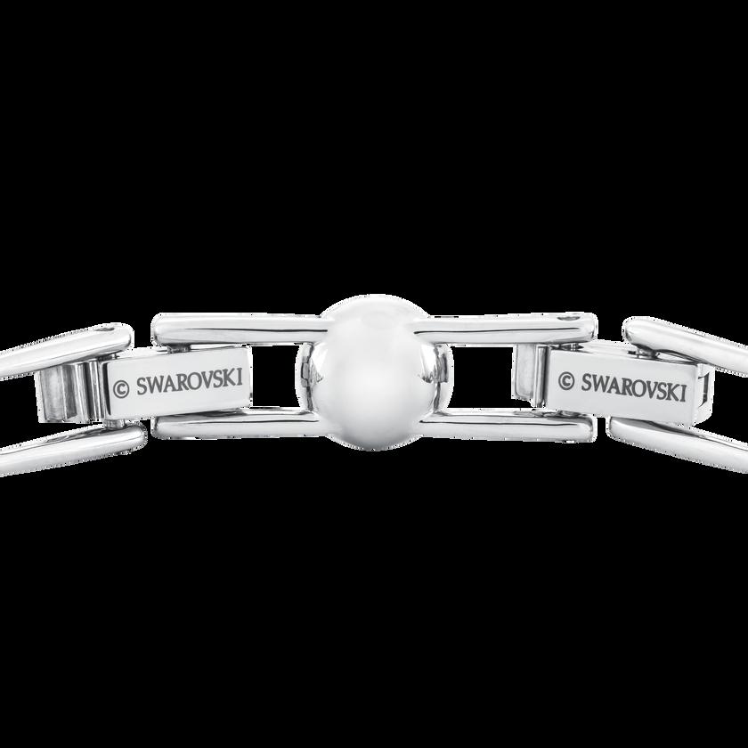 Angelic Bracelet, White, Rhodium Plating