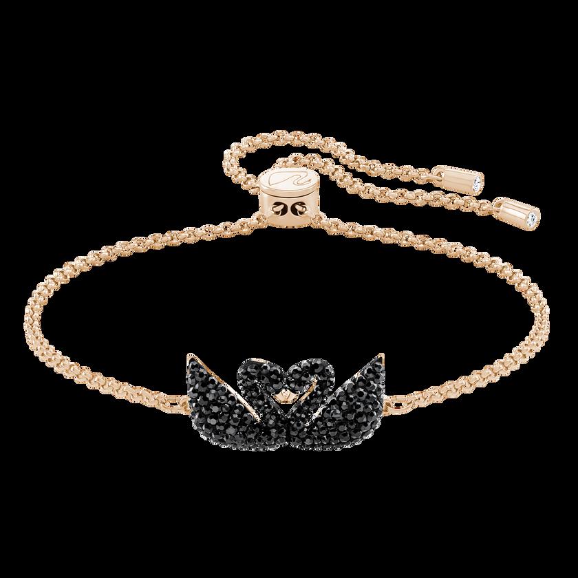 Iconic Black Swan Bangle