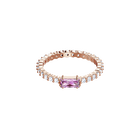 Vittore Ring, Multi-Colored, Rose Gold Plating