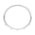 Tactic Bangle, White, Stainless steel