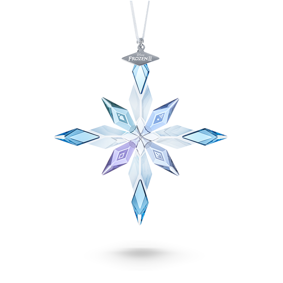 Frozen 2 Snowflake Ornament