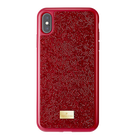 Glam Rock Smartphone Case, iPhone® XS Max, Red