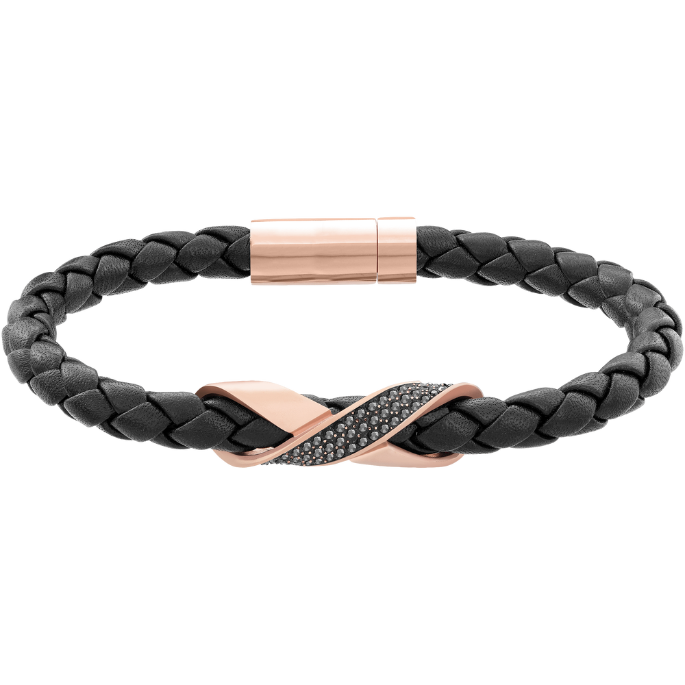 Cross Signature Bracelet