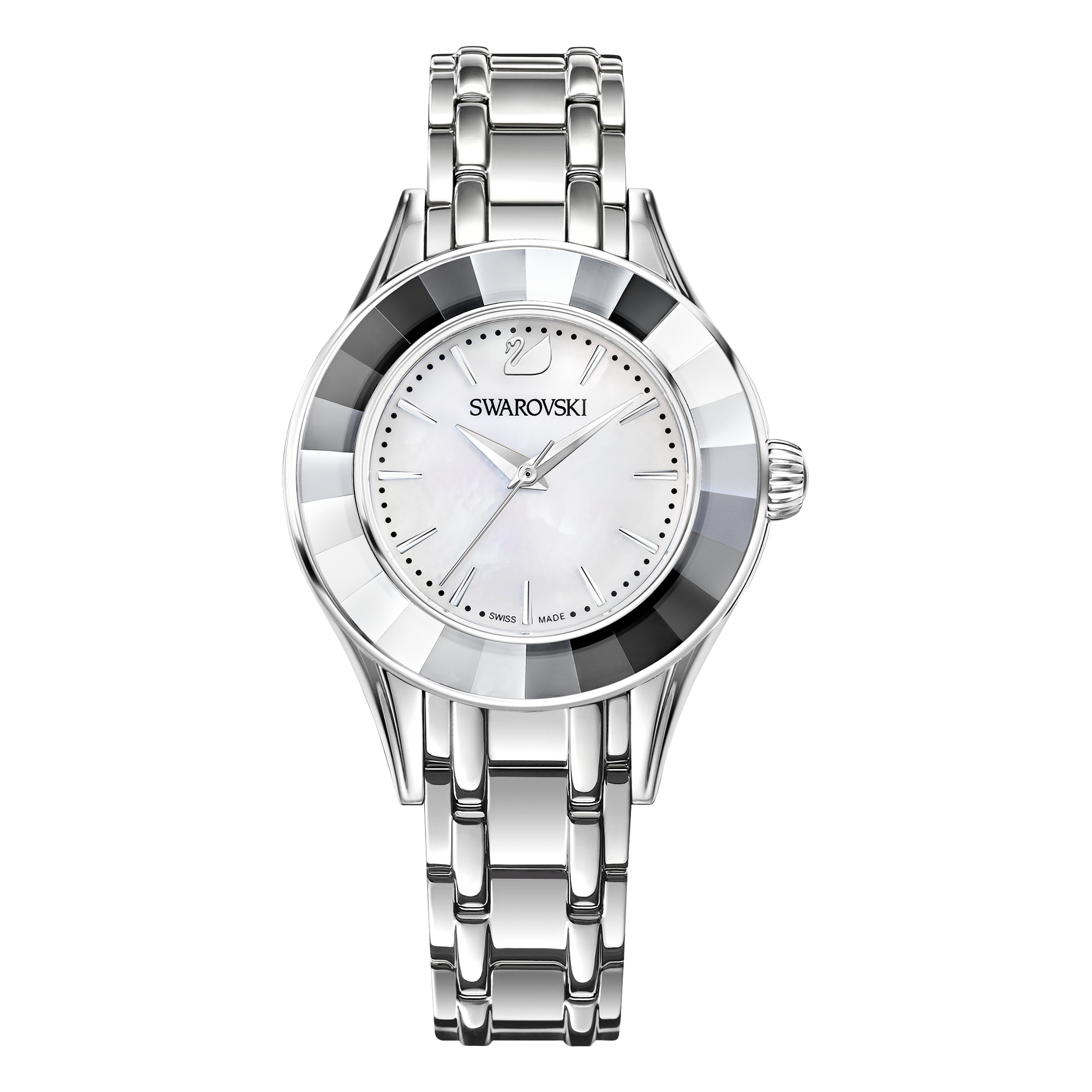 Alegria Watch, Mother Of Pearl, Stainless Steel