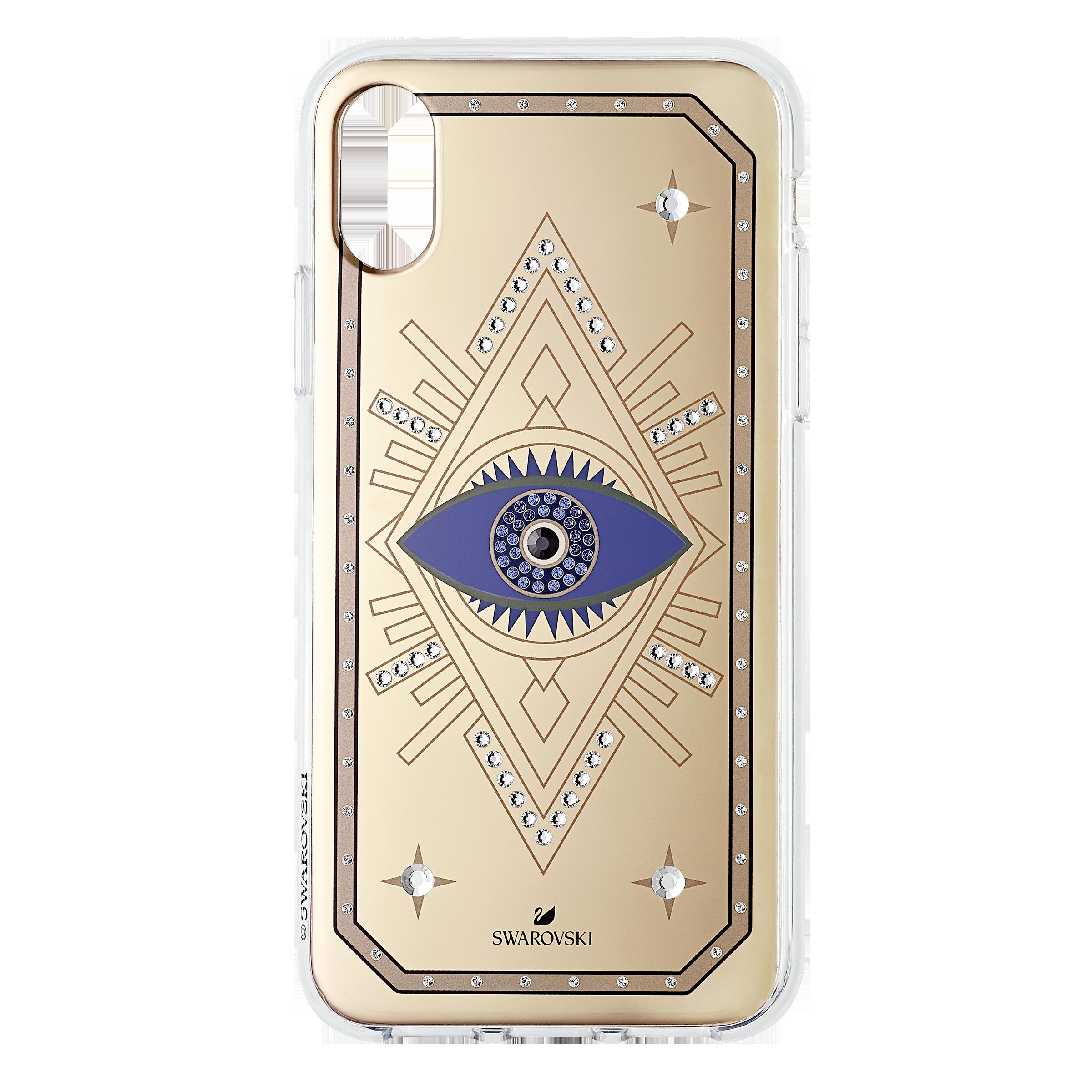 Tarot Eye Smartphone Case, iPhone® X/XS, Pink Gold