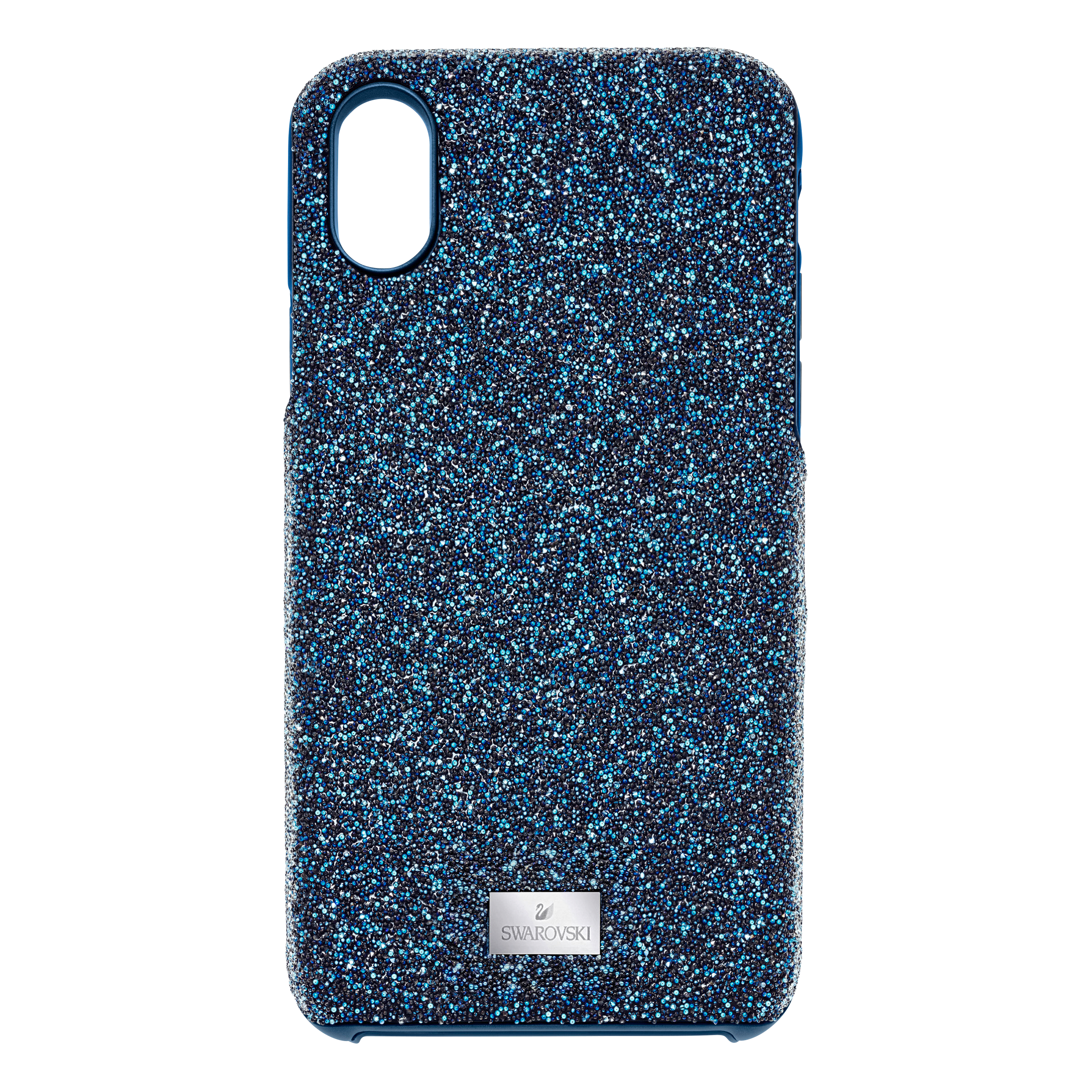 High Smartphone Case with integrated Bumper, iPhone® X/XS, Blue