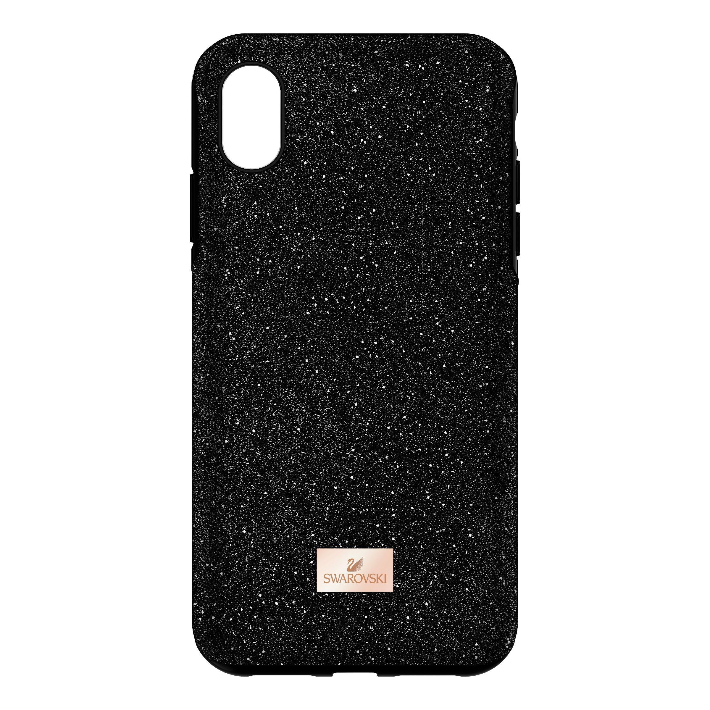 High Smartphone Case with Bumper, iPhone® XS Max, Blue