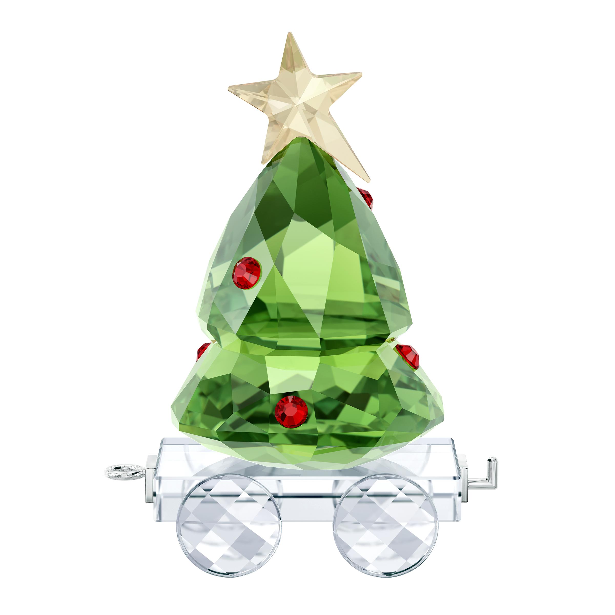Christmas Tree Wagon