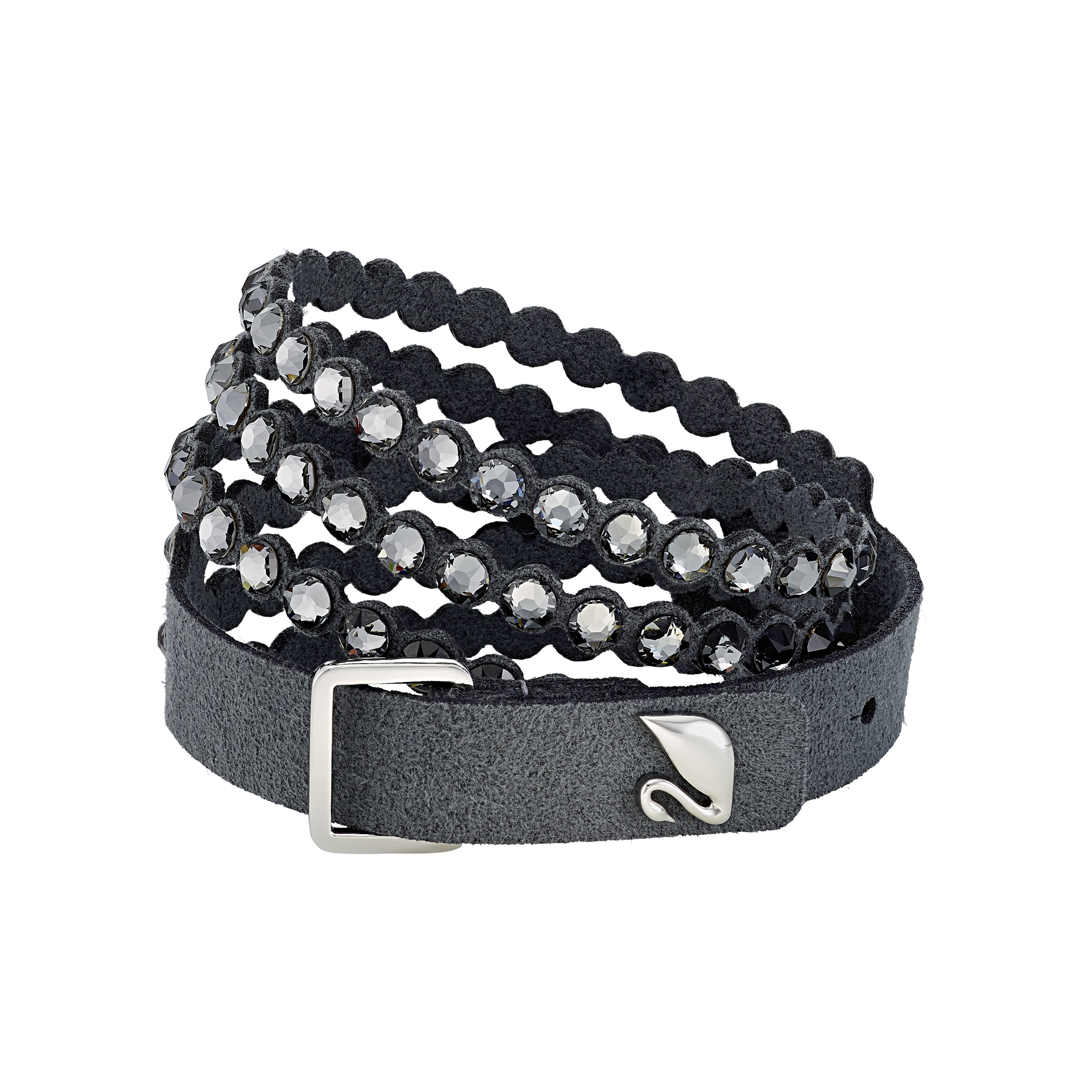 Swarovski Power Collection Bracelet, Gray